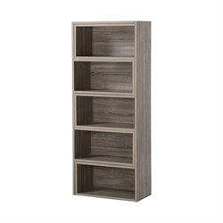 Homestar Expandable Shelving Bookcase in Reclaimed Wood