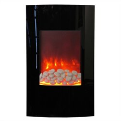 Yosemite Venus Yuna Wall-Mount Electric Fireplace