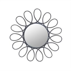 Yosemite Iron Sunburst Mirror