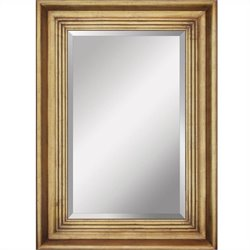 Yosemite Antique Golden Framed Mirror