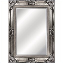 Yosemite Antique Silver Framed Mirror