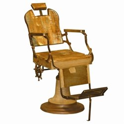 Yosemite Reclining Barber Chair