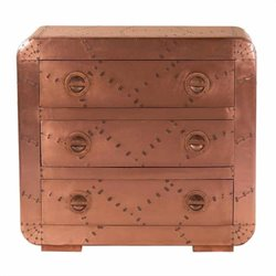 Yosemite Storage Chest in Aged Copper
