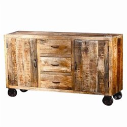 Yosemite Sideboard in Naturaled Mango