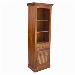 Yosemite Bookcase in Light Coffee