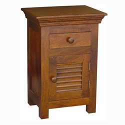 Yosemite Accent Side Chest in Light Coffee