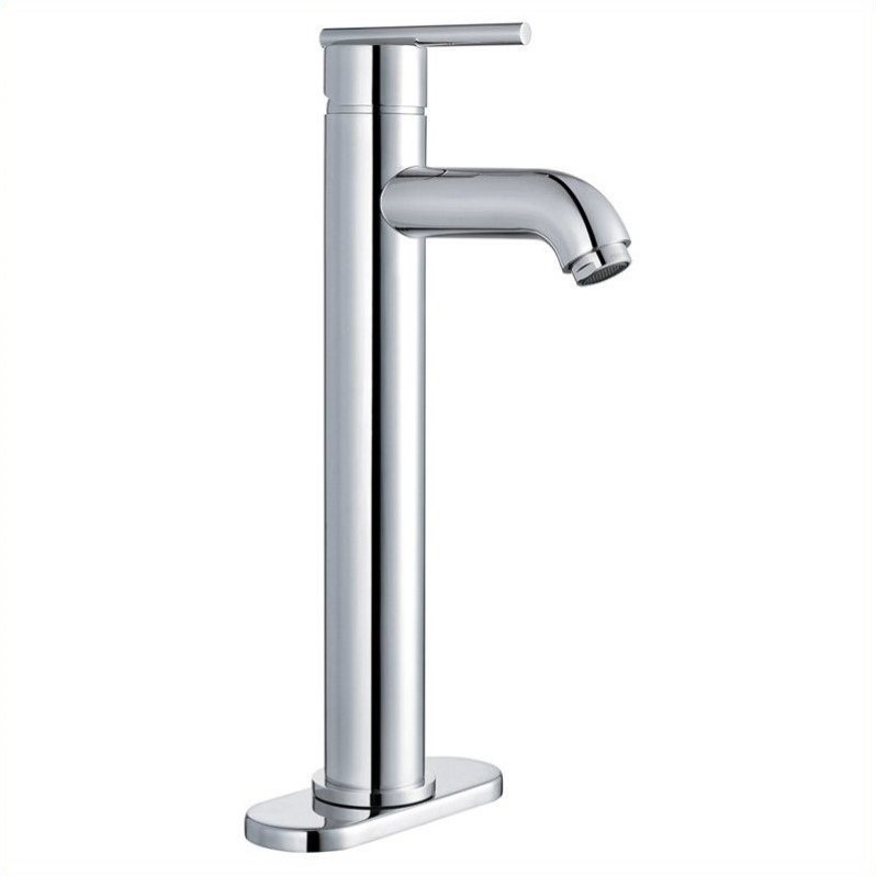 Yosemite lavatory faucet single hole installation in polished chrome yp28vf pc for How to clean pitted chrome bathroom fixtures