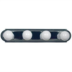 Yosemite Home Decor 4 Lights Vanity Lighting in Satin Nickel