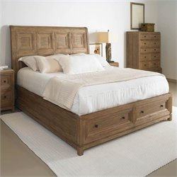 A.R.T. Furniture Ventura Platform Sleigh Bed