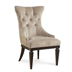A.R.T. Furniture Classics Host Tufted Dining Chair in White