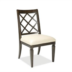A.R.T. Furniture Classics Lattice-back  Dining Chair in Brindle