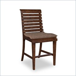 A.R.T. Furniture Whiskey Oak Counter Height Chair in Warm Barrel Oak