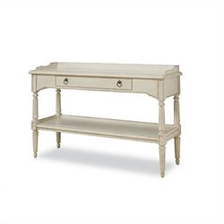 ART Furniture Provenance Sofa Table in Linen