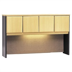 Bush Business Series A 60W Hutch in Beech