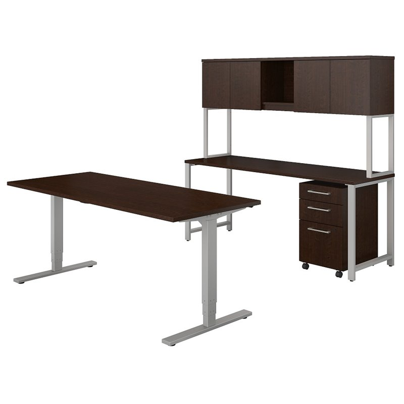Bush Business Furniture 400 Series 72W Height Adjustable