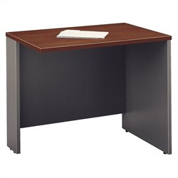 Bush Business Furniture Series C 36W Return Bridge in Hansen Cherry
