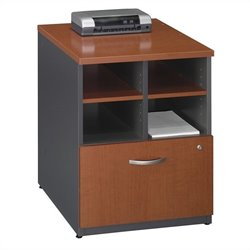 Bush Business Furniture Series C 24W Piler-Filer in Auburn Maple