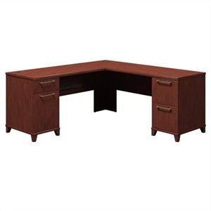 Bush Business Enterprise L-Desk 72