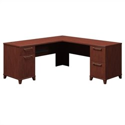 Bush BBF Enterprise L-Desk 72