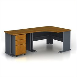 Series A 3-Piece Corner Computer Desk