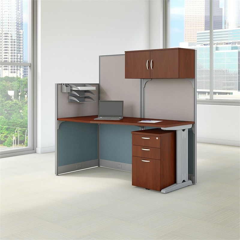 Bush Business Furniture Office In An Hour 65W X 33D
