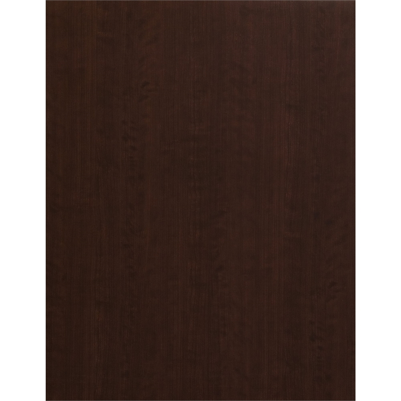 Bush Business Series C 2 Drawer Pedestal (Assembled) in Mocha Cherry