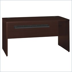 Bush BBF Quantum 60W Credenza Shell in Harvest Cherry