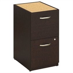 BBF Series C Elite 16W 2 Drawer Pedestal