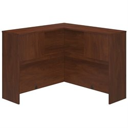 Bush BBF Series C Elite 48W Corner Hutch in Hansen Cherry