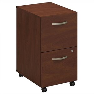 Bush BBF Series C Elite 2 Drawer Mobile Pedestal