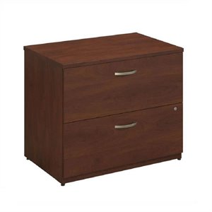 Bush BBF Series C Elite 36W 2 Drawer Lateral File