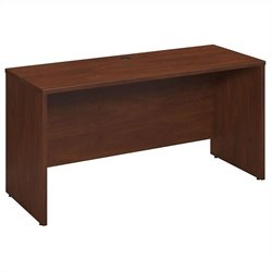 Bush BBF Series C Elite 60 Desk Shell Credenza Return in Hansen Cherry