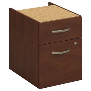 Series C Elite 2 Drawer 3/4 Pedestal