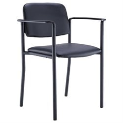 Bush BBF Commercial Guest Chair in Black
