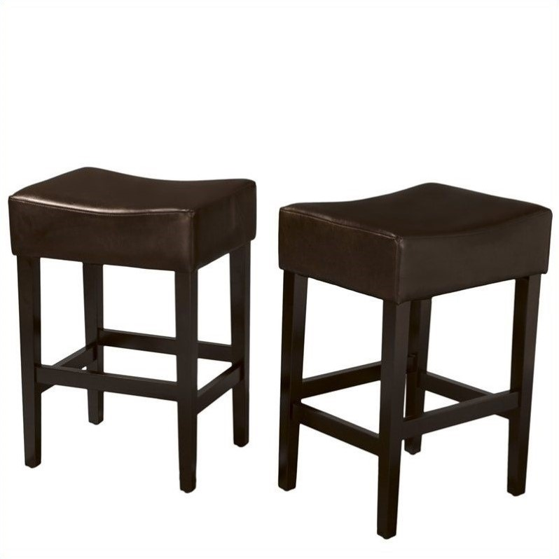 Trent Home 26quot Counter Stool in Brown Set of 2 625732CY : 491069 2 L from cymax.com size 798 x 798 jpeg 52kB
