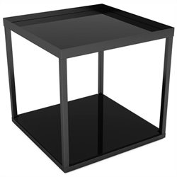 Dar Modular Side Table in Black