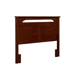 Dorel Living Full Queen Panel Headboard in Cherry