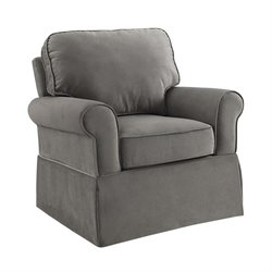 Baby Relax Eva Rocker in Graphite Gray