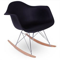 Volo Design James Rocker in Black