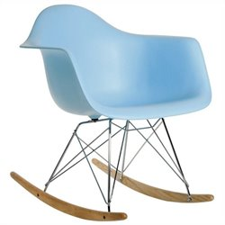Volo Design James Rocker in Blue