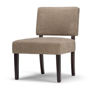 Accent Chair in Tan
