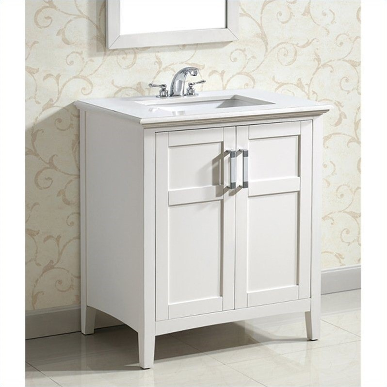 1. Contemporary Bathroom Vanities That Make A Statement. Transform your bathroom with this simple switch. Install a sleek bathroom vanity to enjoy more storage space and amp up your master ensuite décor.. Whether you add a vanity with a countertop or without, this element will be the focal point of your everyday breakagem.gq some fun!