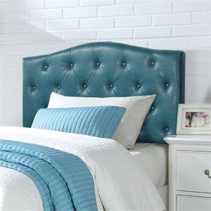 Viola Headboard in Blue