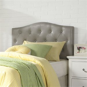 Viola Headboard in Gray