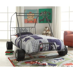 Acme Xander Go Kart Twin Bed