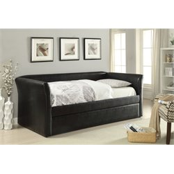 ACME Furniture Misthill Daybed and Trundle in Black