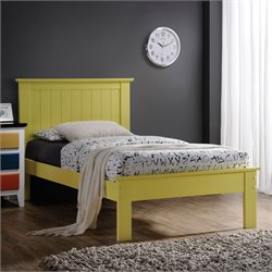 Prentiss Bed in Yellow