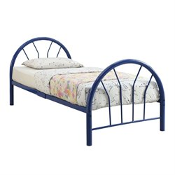 Silhouette Twin Bed