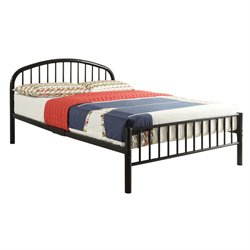Cailyn Bed in Black