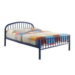 Cailyn Bed in Blue